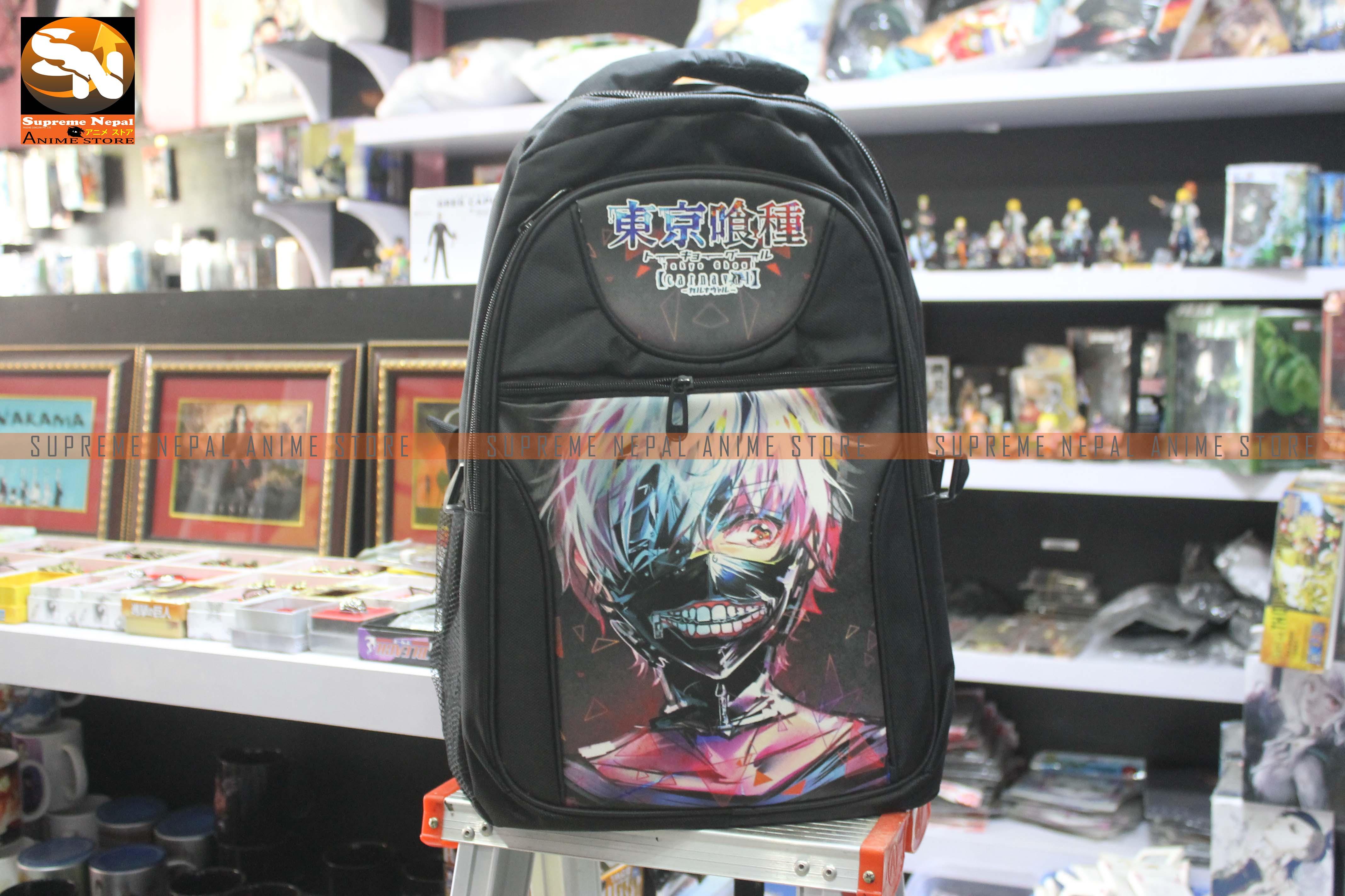Tokyo Ghoul Backpack Shoulder Bag Anime Store
