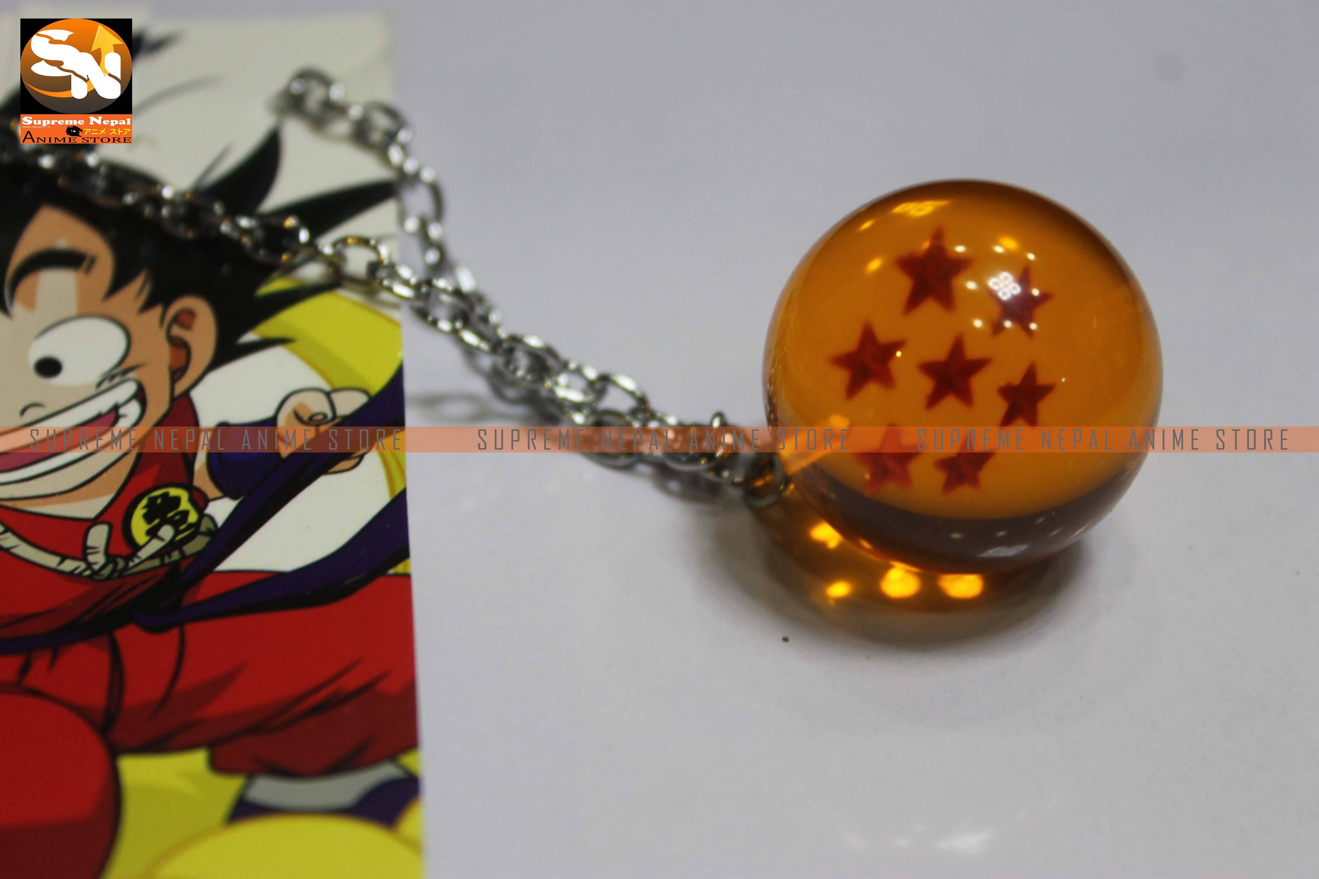 Dragon Ball Necklace Anime Store